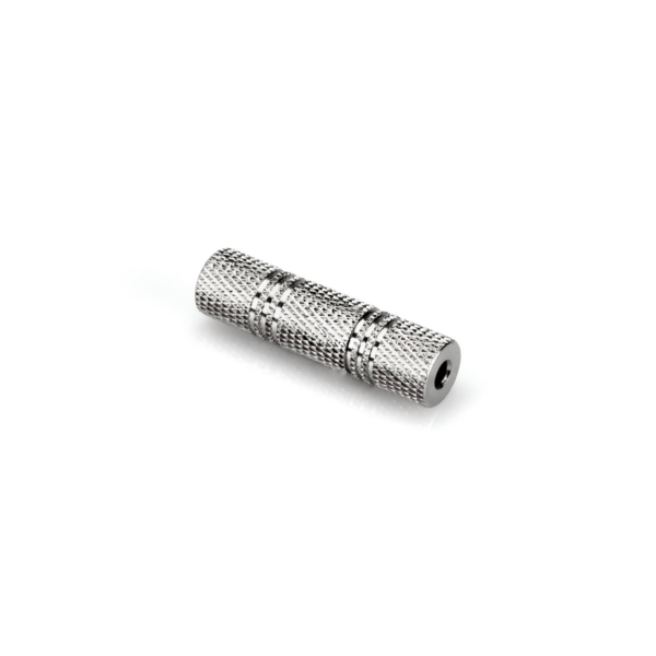 Hosa GMM-303 Coupler, 3.5 mm TRS to Same