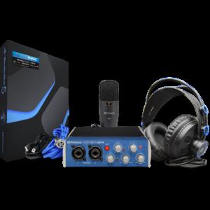 PreSonus AudioBox USB 96 Studio Bundle